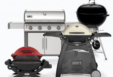 WEBER BARBECUES AND ACCESSORIES